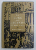 THE LORE AND LEGENDS OF WALL STREET by ROBERT M . SHARP , 1989