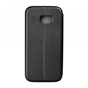 Husa Forcell Elegance Book Samsung Galaxy S7 Edge Black