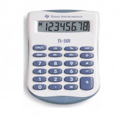 Calculator de birou Texas Instruments TI-501 8 cifre