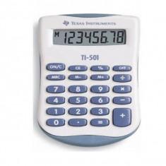 Calculator de birou Texas Instruments TI-501 8 cifre