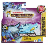 Transformers Cyberverse - Figurina 1-Step Changer Whirl