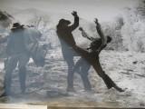 Film/teatru Romania- fotografie originala (25x19)-IProfetul aurul si ardelenii 2