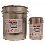 Grund/Amorsa Epoxidica ECOSTICK™ anticoroziva bicomponenta 21 KG