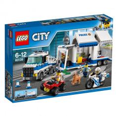 LEGO® City Police - Centru de comanda mobil (60139)