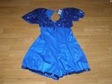 Costum carnaval serbare rochie dans balet gimnastica pentru adulti marime M-L, M/L, Din imagine