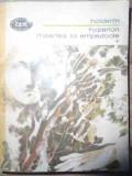 Hyperion Moartea Lui Empedocle Vol 1 - Holderlin ,537030
