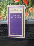 Herbert Marcuse, Scrieri filozofice, Editura Politică, București 1977, 065