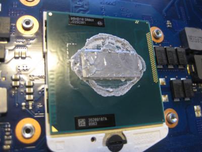 procesor Intel Core i7 3630qm 2.40 ghz turbo 3.40 ghz  , SR0UX  , functional foto