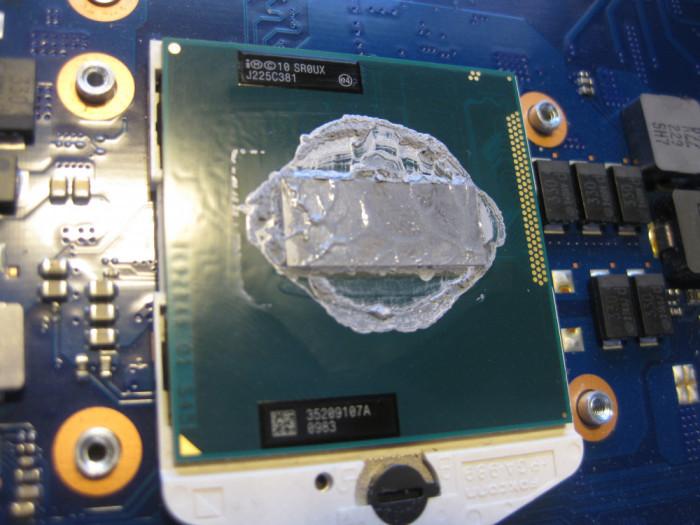 procesor Intel Core i7 3630qm 2.40 ghz turbo 3.40 ghz  , SR0UX  , functional