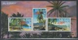 MAYOTTE 1999 TRANSPORT PIROGA, Nestampilat