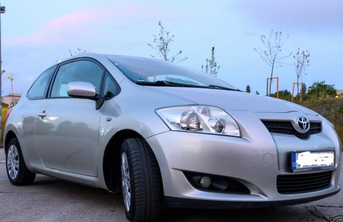 Toyota Auris Sol