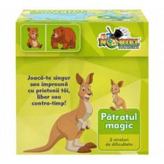 Joc educativ - Patratul magic