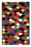Covor Drept Multicolor F183 70x100cm
