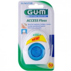 G.U.M Access Floss ata dentara pentru implanturi dentare