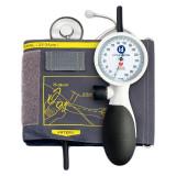 Cumpara ieftin Tensiometru mecanic de brat Little Doctor LD 91, profesional, rezistent la socuri, stetoscop inclus