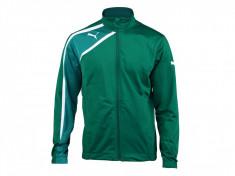 Jacheta barbati Puma Spirit Poly Jacket power green-team green-white 65358549, L, M
