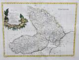 Principatul Moldovei si Valahiei, Rizzi Zanoni - Venetia, 1782, Gravor