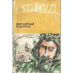 Povestind Copiilor - C. Negruzzi