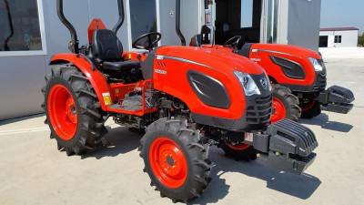 Tractor nou, 4x4 de 35CP sau 40 CP Kioti CK3510M foto