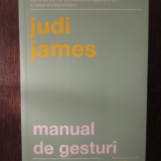 MANUAL DE GESTURI-JUDI JAMES, 2018
