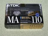Casetă audio Tdk MA-110