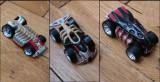 Set colectie 3 x Macheta auto masina masinuta curse racing rally schelet Mad Max