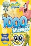 SpongeBob. Carte cu 1000 Stickere/***