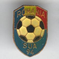 Insigna Campionatul Mondial de fotbal SUA 1994