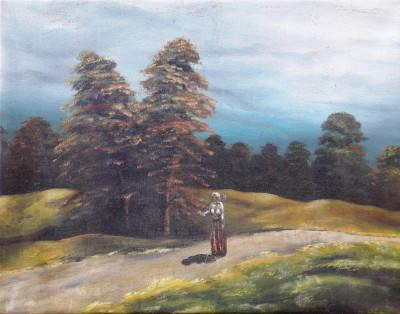 Tablou – pictură pe pânză foto