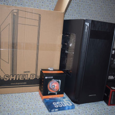Cumpara ieftin I5 8GB SSD Sistem HIGH Gaming GTX 1050 fullhd oferta