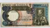 Cumpara ieftin Angola 1000 escudos 1973 Luiz de Camoes