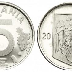 ROMANIA 5 LEI 2003 VARIANTA PROOF AVERS REVERS DREPT UNC NECIRCULATA