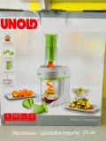 răzătoare / spiralator legume Nou produs Germania