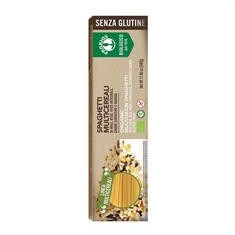 Spaghetti Multicereale Fara Gluten Bio 340gr Probios Cod: 8018699023615
