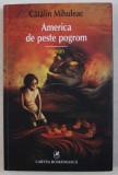 AMERICA DE PESTE POGROM - roman de CATALIN MIHULEAC , 2014 , DEDICATIE*