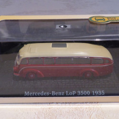 Mercedes Benz LoP 3500 - 1935, scara 1/72, editia Atlas, colectia Deagostini