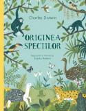 Cumpara ieftin Originea speciilor (repovestită și ilustrată)