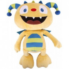 Henry Drogomonstrul, Hugglemonster Plus mini 15 cm,Summer