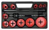 Set carote universal, 19-76mm, 15 piese, YT-3381, Yato