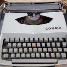Masina de scris veche marca COSNUL Vintage Decor Model Retro