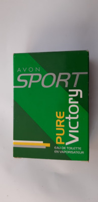 Apa de toaleta Avon Sport Pure Victory - 50  ml -AVON foto
