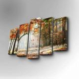 Cumpara ieftin Tablou decorativ Art Five, 747AFV1220, Multicolor