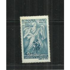 ROMANIA 1945 - ASISTENTA COPILULUI, MNH - LP 177