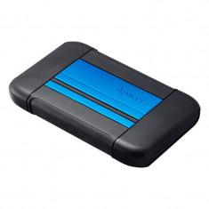 Hard disk extern APACER AC633 1TB 2.5 inch USB 3.1 Blue