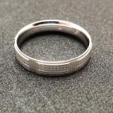 Inel tip verigheta din argint Europe