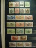 ROMANIA 1919 LOT DEBRETIN MH