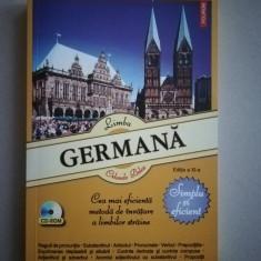 Limba germana simplu si eficient - editia XI + CD