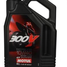 Motul ulei motor scuter moto 300V 4T Factory Line 10W40 4L