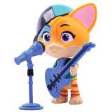 Cumpara ieftin Figurina Smoby 44 Cats Lampo 7,7 cm cu microfon si chitara