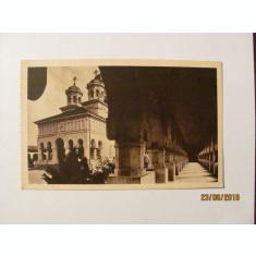 """CY - Ilustrata ALBA IULIA """"Catedrala Incoronarii"""" necirculata retrogravura"""